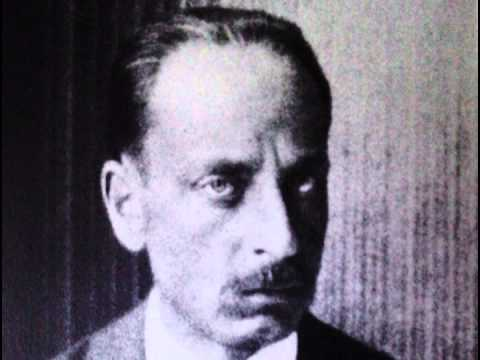 Pozzi Escot: Three Poems of Rilke (1959)
