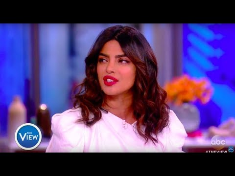 Priyanka Chopra On Simpson's Apu Controversy, Meghan Markle's Wedding & More | The View