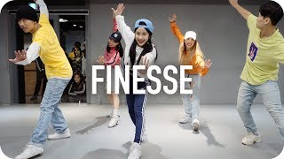 Download Lagu Finesse (Remix) - Bruno Mars ft. Cardi B / Minyoung Park Choreography Gratis STAFABAND