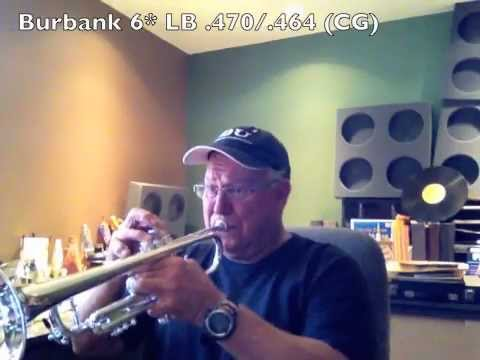 Burbank Trumpets