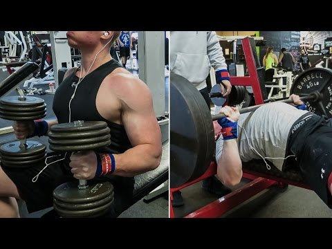 Strength vs. Gaining Muscle, Major Improvements, & Power Bodybuilding