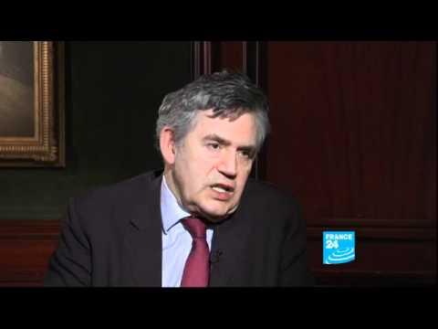 Gordon Brown, former British Prime Minister