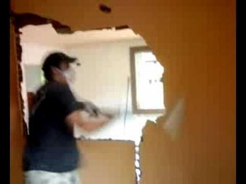 Rasare un muro esterno