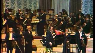 Anniversary Concert Violin Ensemble Of The Bolshoi Theatre