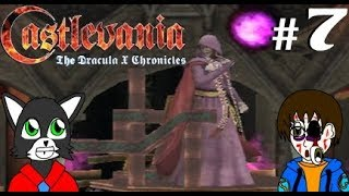 Let's Play Castlevania: The Dracula X Chronicles Part 7 Shaft Got Shafted