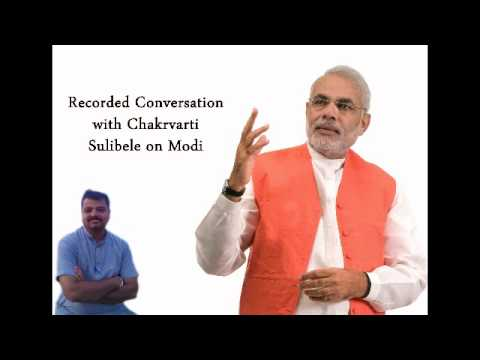 In Conversation with Chakravarti Sulibele on NAMO