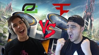 FaZe Rain vs OpTic Pamaj - BO3 1v1