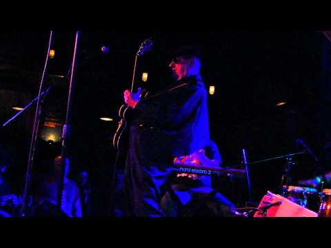 DENNIS COFFEY - ride sally ride - Bell house brooklyn june 4 2011