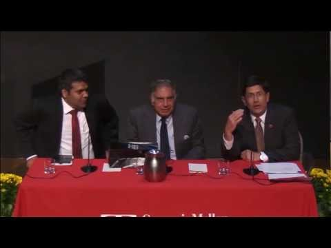 Tepper School Graduate Student Forum with Ratan N. Tata