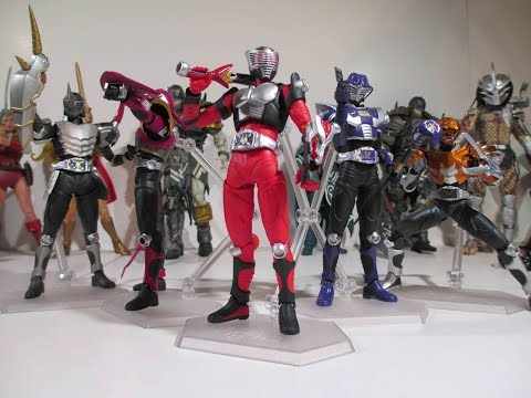 Kamen Rider Ryuki/Dragon Knight: Final 5 riders review
