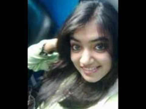 Young Actress Nazriya Nazim Nice And Sexy Looks And Expressions video