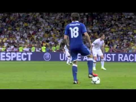 Riccardo Montolivo vs England - Euro 2012