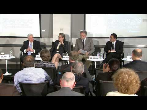 World Bank panel discusses how Europe, Central and East Asia help elderly