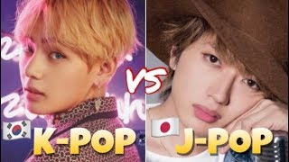 Download Lagu K-POP vs J-POP Gratis STAFABAND