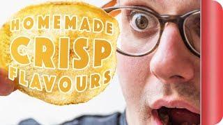 How To Make Custom Crisp / Potato Chip Flavours!