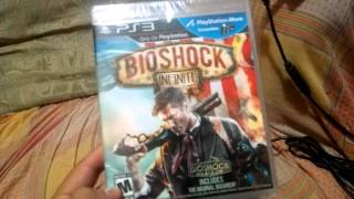 Unboxing BioShock Infinite
