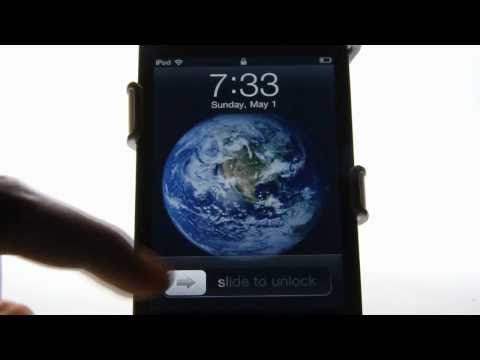 How to change the 'Slide to Unlock' Text on ANY iPhone - iPod Touch - iPad - 2011