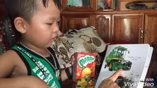 Cậu bé 4 tuổi ở Hà Tĩnh nói Tiếng Anh thành thạo hơn tiếng Việt