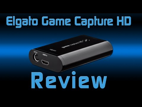 Elgato Game Capture HD Capture Card Review