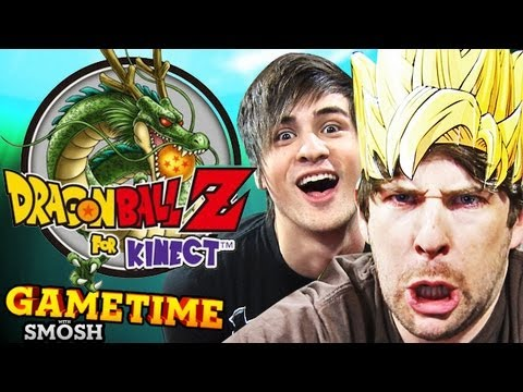 THIS GAME SUCKS DRAGON BALLS (Gametime w/ Smosh)