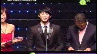 [Award] Korea Drama Awards 2.10.2011 | Kim Soo Hyun - Best New Actor