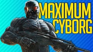MAXIMUM CYBORG | Warface