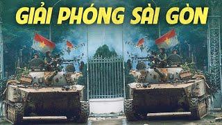 Giải Phóng Sài Gòn Full HD - Phim Chiến Tranh Việt Nam - Giải Phóng Miền Nam