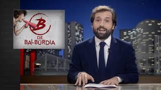 GREG NEWS | B DE BALBÚRDIA