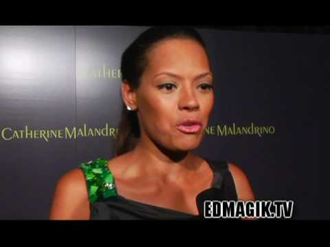 Keisha Whitaker: Catherine Malandrino Maison Grand Opening Video