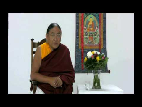 What are the connections between the Nyingma and Sakya traditions? His Holiness Sakya Trizin