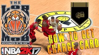 The BEST Charge Card Guide | NBA 2K17