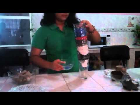 Mezcla Heterogéneas. Filtracion