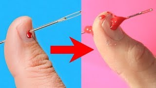 Trying 27 AWESOME PRANKS AND MAGIC TRICKS ANYONE CAN DO by 5 Minute Crafts