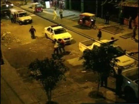 Vecinos desalojaron a matones que se apropiaron de casa de ancianos