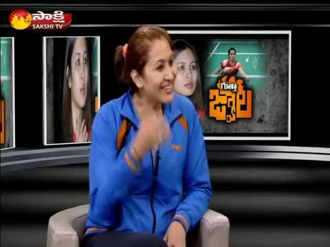 Sakshi Special Chit Chat with Gutta Jwala