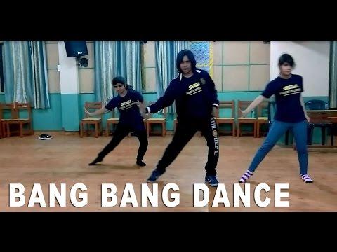 Bang Bang dance class routine |Soul Dance Institute | Gaurav Mehra