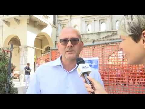 Servizio TG del 24.05.18 - Partono i lavori contro gli allagamenti a Porta Borsari.