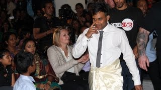 Tamil Comedy - RSR | Kutti Hari's Wedding Stand up | StarNight 2012 Denmark