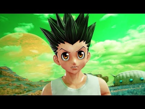JUMP FORCE - 2nd Official Trailer! NEW Characters Revealed! (1080p)