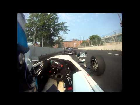 Baltimore GP: Shannon McIntosh USF2000 Race