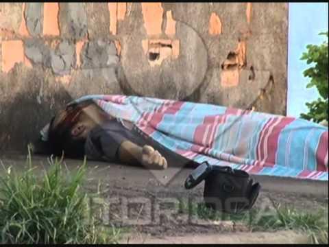 Homem é assassinado com seis tiros no bairro Mansour em Uberlândia