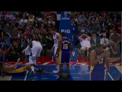 Top 10 NBA Bloopers de 2012