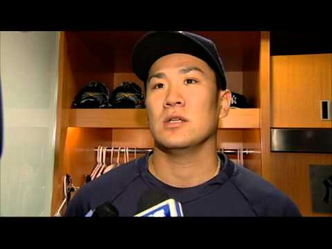 New York Yankees Masahiro Tanaka talks about his dominant start against the Chicago Cubs