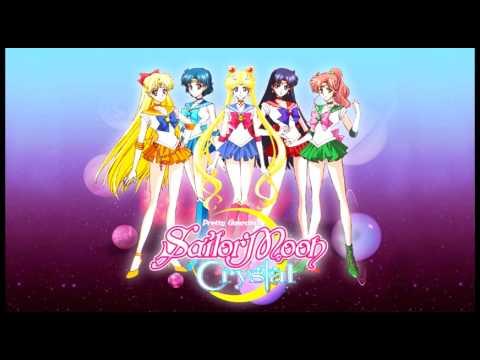 Sailor Moon Crystal 2014 Ost~Moon Tiara Boomerang