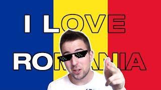 I LOVE ROMANIAN LANGUAGE (SPEAKING ROMANIAN #2) || Baylike