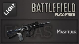 Battlefield Play4Free - FAMAS