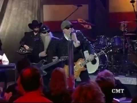 ZZ Top with Brooks and Dunn -