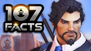 Overwatch Anniversary Best Facts You Should Know Compilation!   The Leaderboard