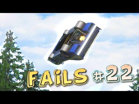 Racing Games FAILS Compilation #22