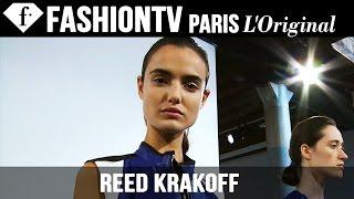 Reed Krakoff Spring/Summer 2015 | New York Fashion Week NYFW | FashionTV